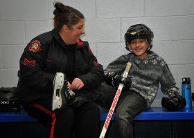 CPS PowerPlay Hockey program